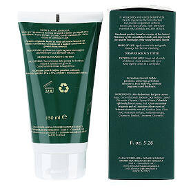 Shampoo Calendula Naturale 150 ml Camaldoli s4