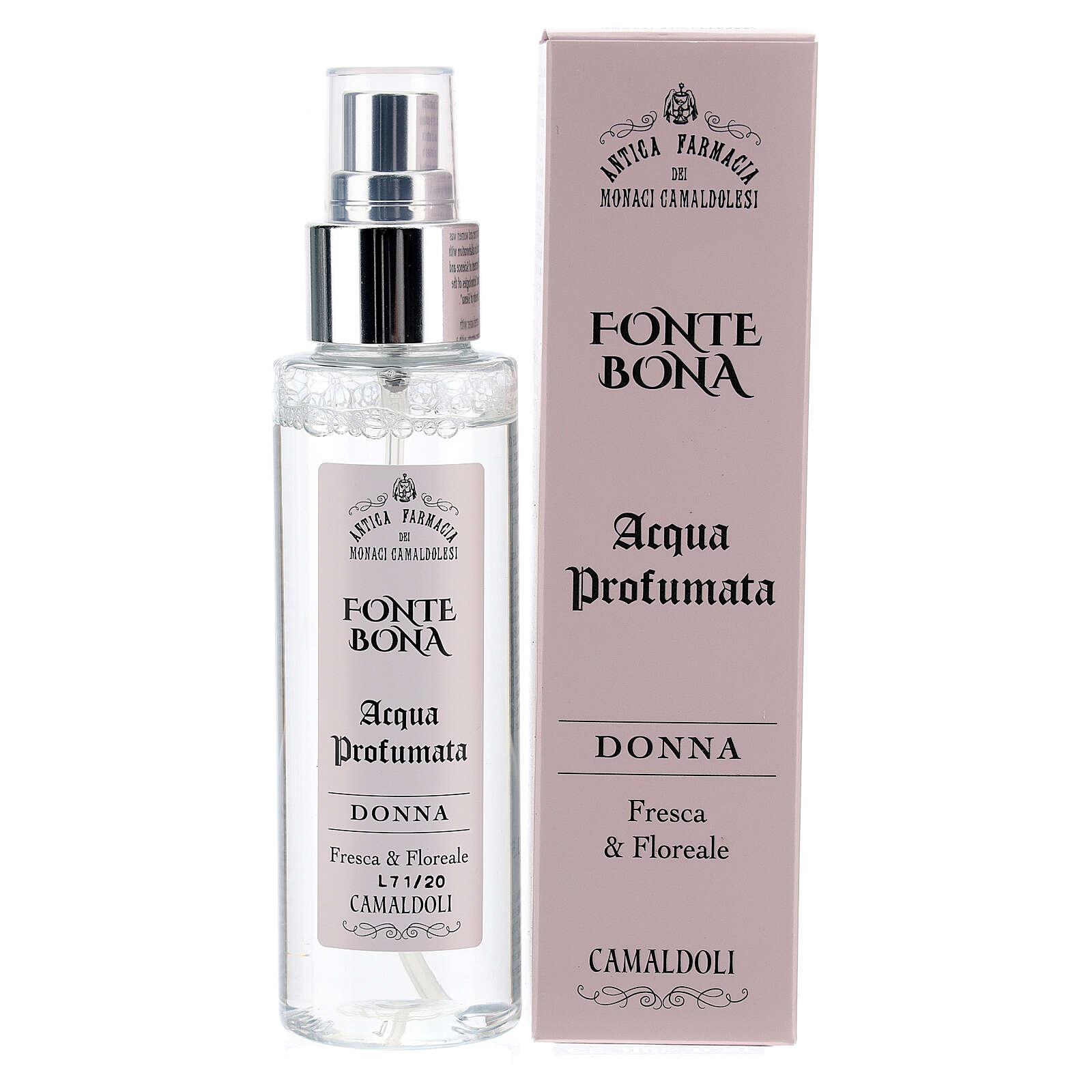 Acqua Profumata Floreale donna Camaldoli 100 ml 4