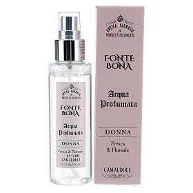 Acqua Profumata Floreale donna Camaldoli 100 ml s1