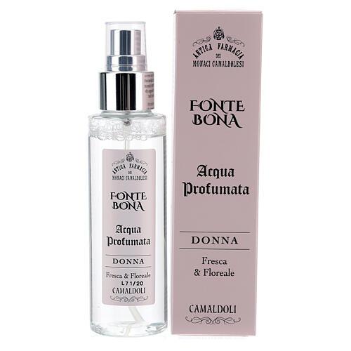 Acqua Profumata Floreale donna Camaldoli 100 ml 1