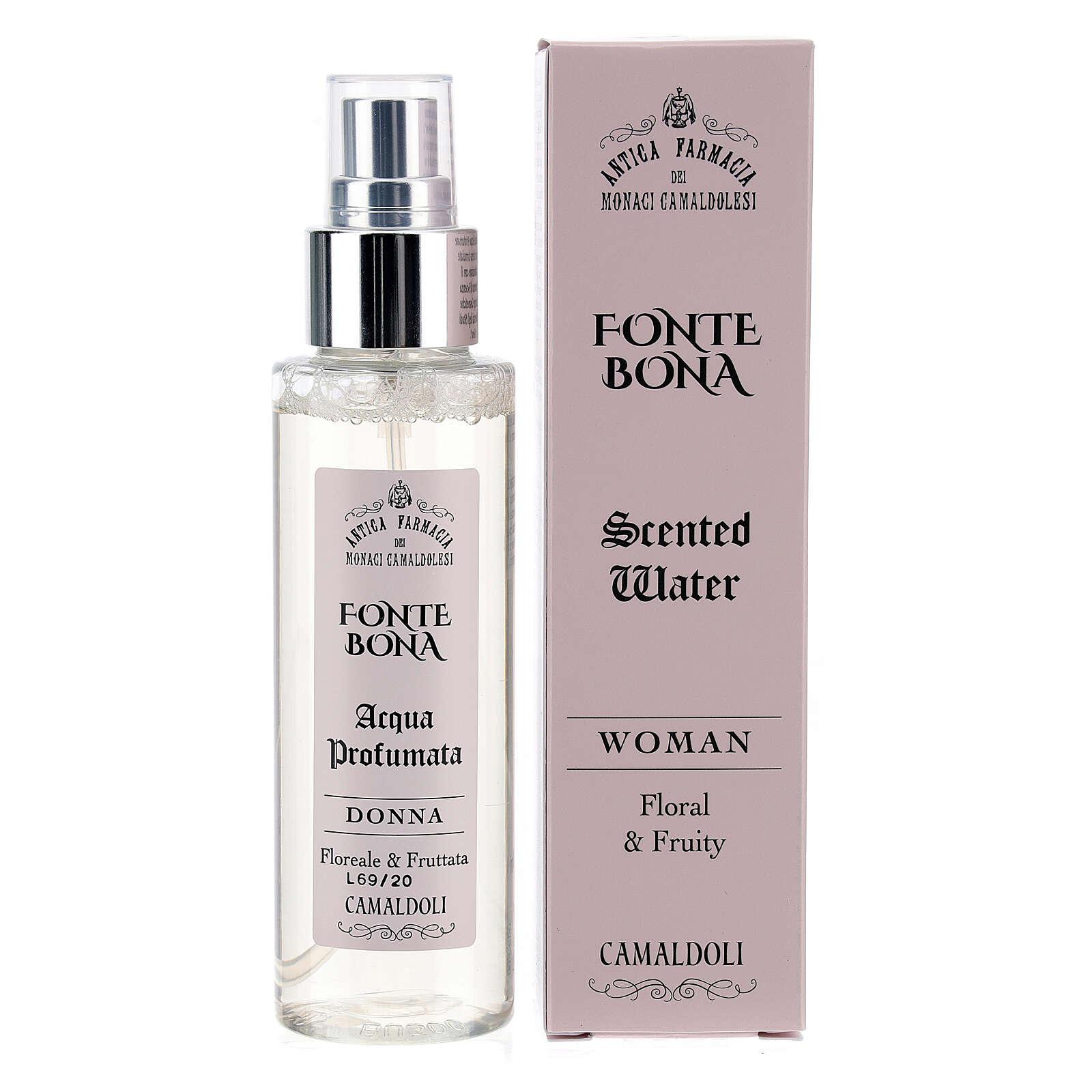 Acqua profumata donna Camaldoli fruttata 100 ml 4