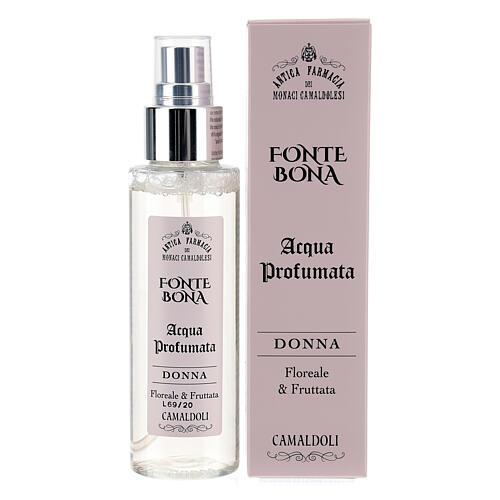 Acqua profumata donna Camaldoli fruttata 100 ml 1