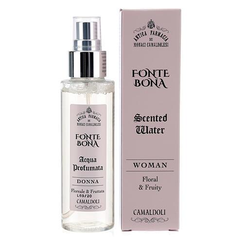 Acqua profumata donna Camaldoli fruttata 100 ml 5