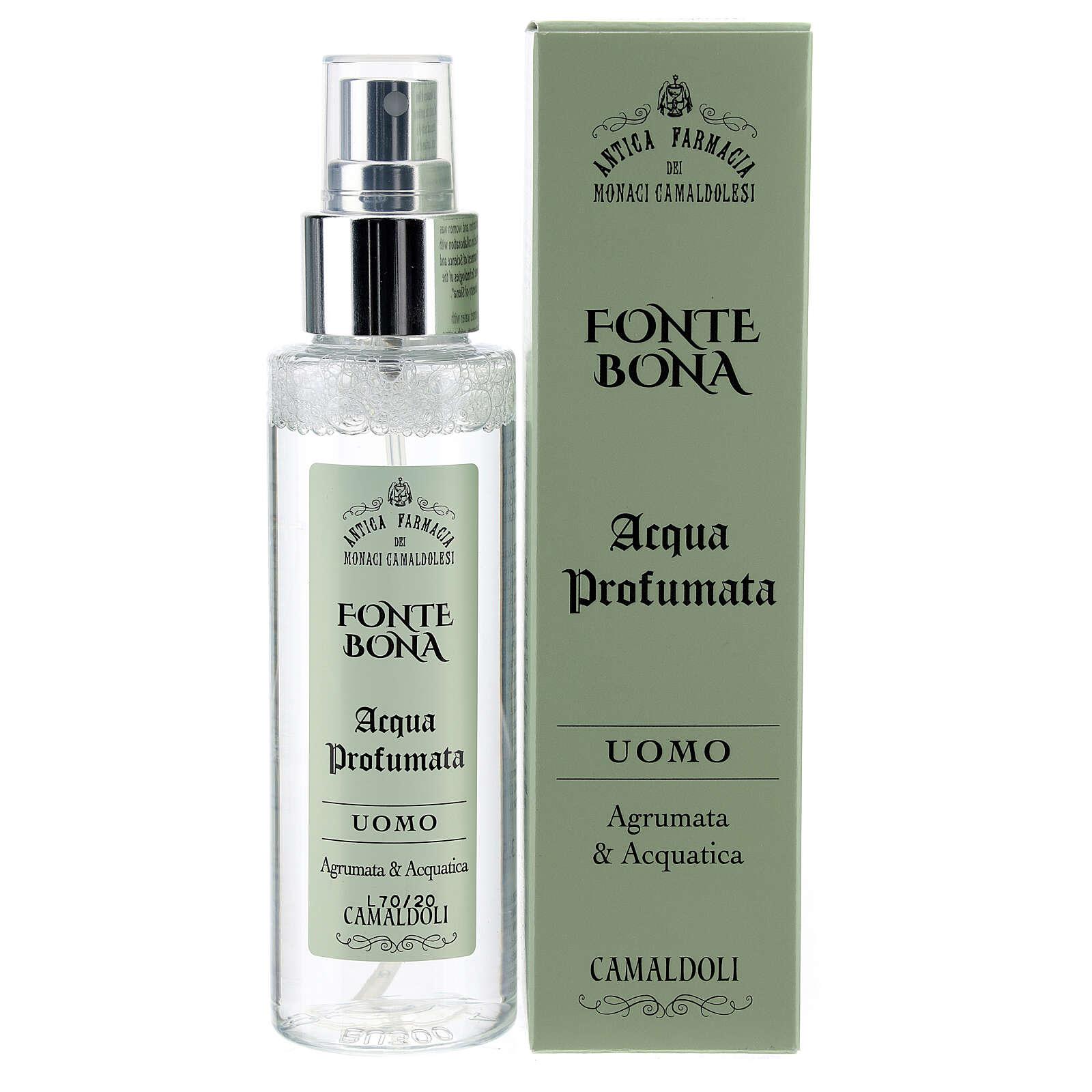 Eau parfumée homme agrumes Camaldoli 100 ml 4