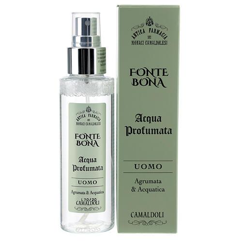 Eau parfumée homme agrumes Camaldoli 100 ml 1