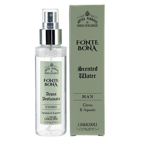 Eau parfumée homme agrumes Camaldoli 100 ml 5