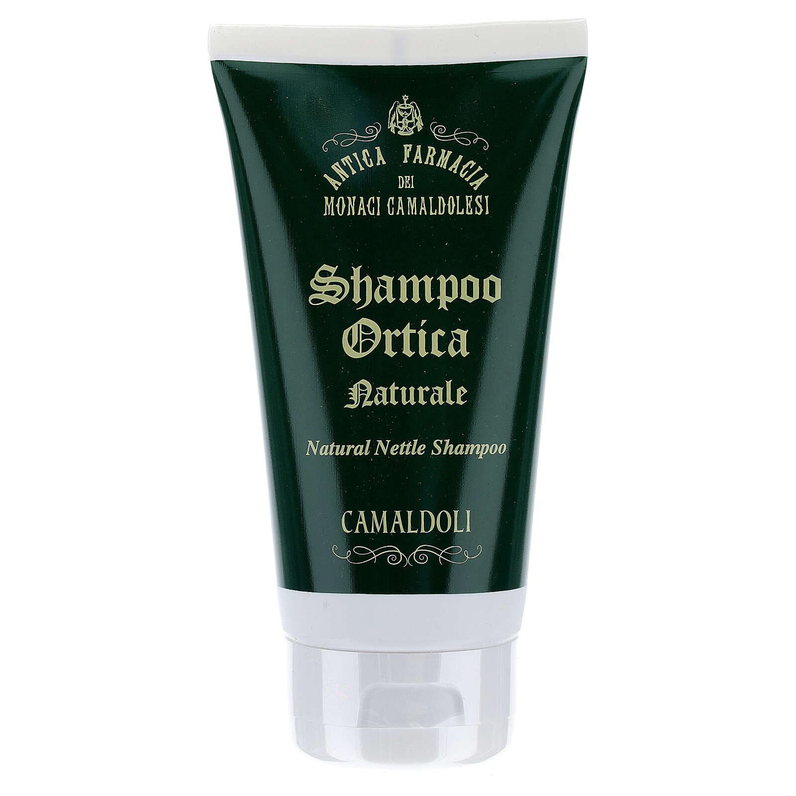 Camaldoli Nettle Shampoo 150 ml 4