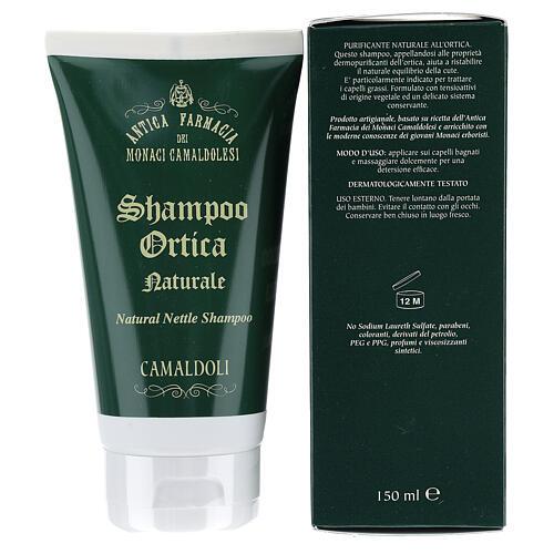 Camaldoli Nettle Shampoo 150 ml 3