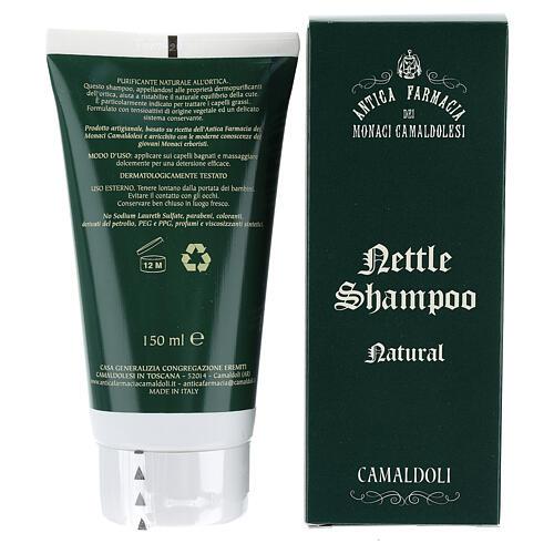 Camaldoli Nettle Shampoo 150 ml 5