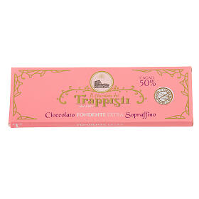 Extra dark chocolate 150gr Frattocchie Trappist monastery s2