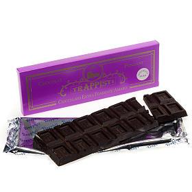 Chocolate amargo fundente extra 150 gr. Trapense s1