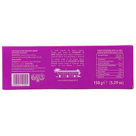 Czekolada extra gorzka 70% 150g Trapiści Frattocchie s3