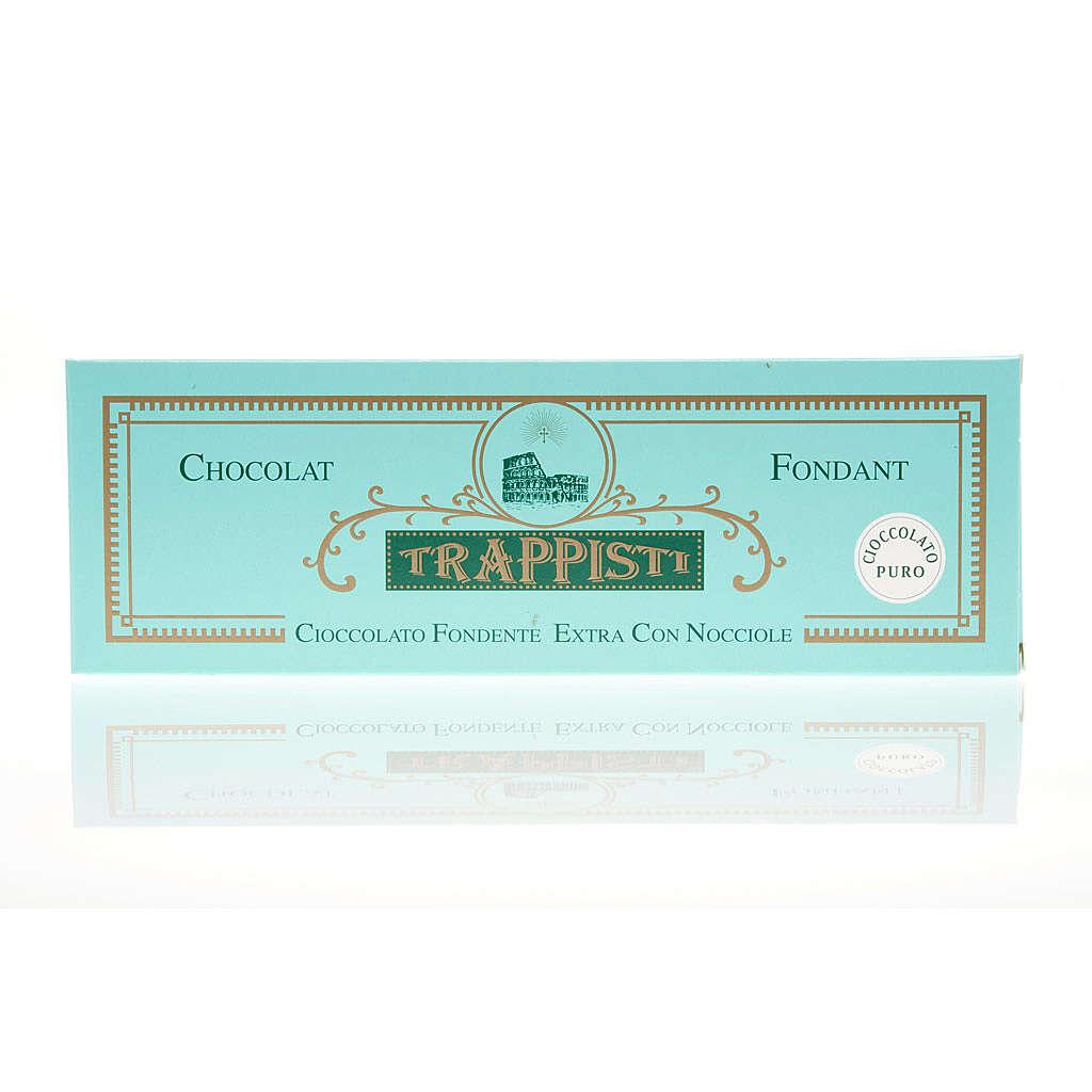 Zart Schokolade mit Nussen 150 Grammm Trappisti in Frattocchie 3