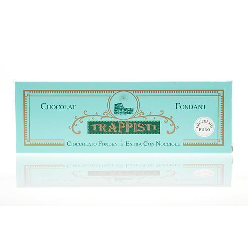 Zart Schokolade mit Nussen 150 Grammm Trappisti in Frattocchie 2