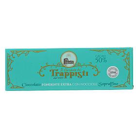 Chocolat noire extra noisettes, 150 gr Trappisti Frattocchie s1