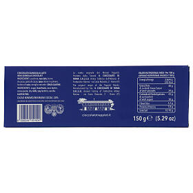 Soft nut chocolate 150gr- Frattocchie Trappist monastery s3
