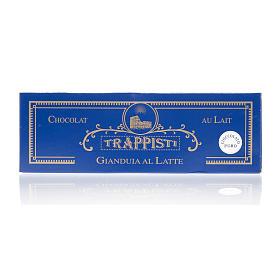 Chocolate gianduja confección 150 gr. Trapense s2
