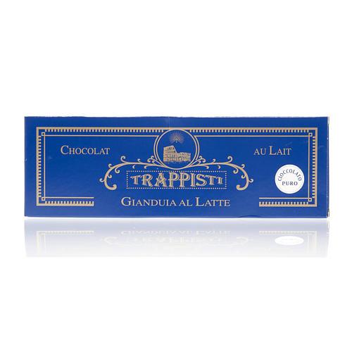 Chocolate gianduja confección 150 gr. Trapense 2
