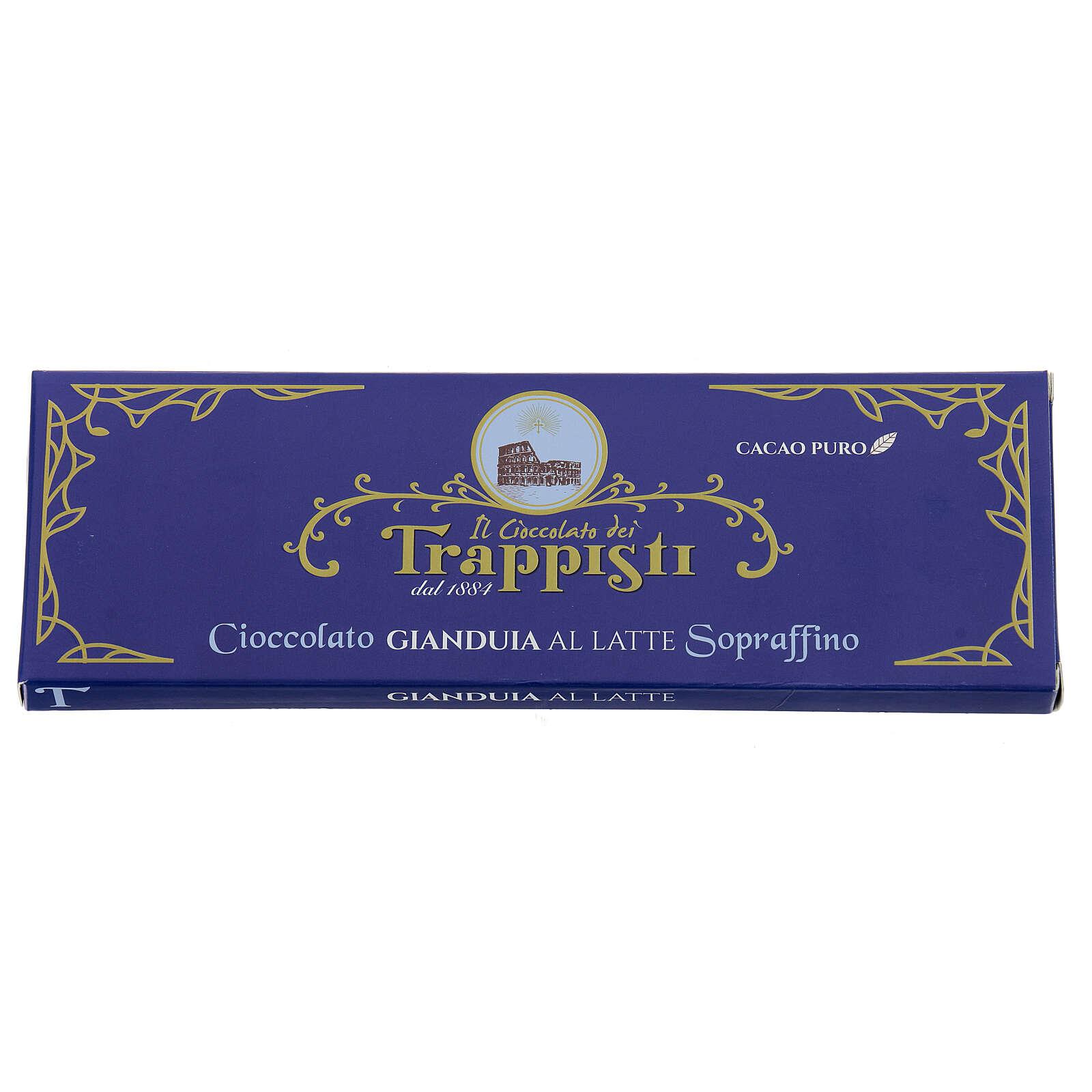Gianduja mleczna 150g Trapiści Frattocchie 3