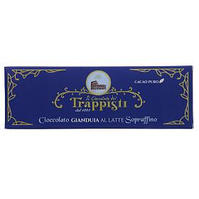 Gianduja mleczna 150g Trapiści Frattocchie s1