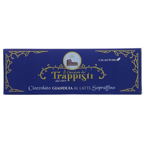 Gianduja mleczna 150g Trapiści Frattocchie 1