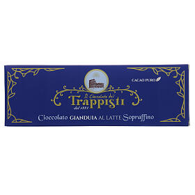 Soft nut chocolate 150gr- Frattocchie Trappist monastery s1