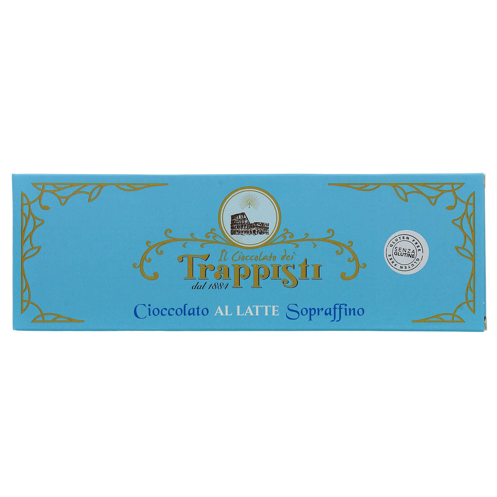 Milk Chocolate 150gr- Frattochie Trappist monastery 3
