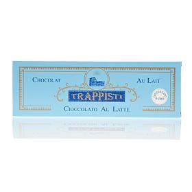 Chocolate con leche confección 150 gr. Trapense s2