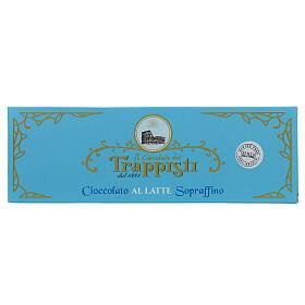 Cioccolato latte 150 g Trappisti Frattocchie s1