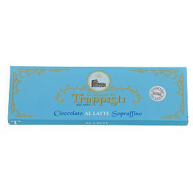 Cioccolato latte 150 g Trappisti Frattocchie s2