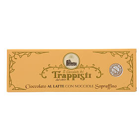 Milk Chocolate with nuts 150gr Frattocchie trappist monastery s1
