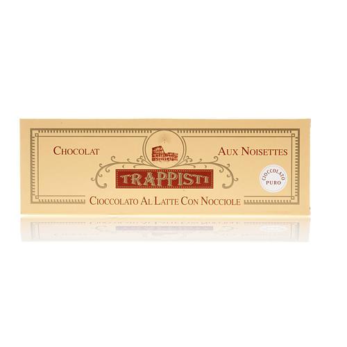 Chocolat au lait et noisettes, 150 gr Trappisti Frattocchie 2