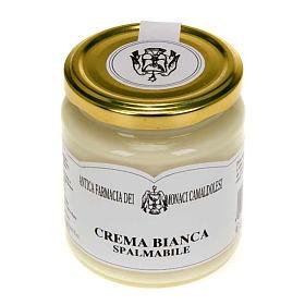 Cioccolato Trappisti: Crema bianca spalmabile 300 gr Camaldoli