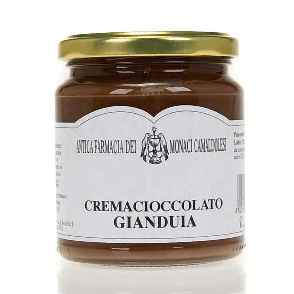 Crema de Chocolate gianduja 300gr Camaldoli 3