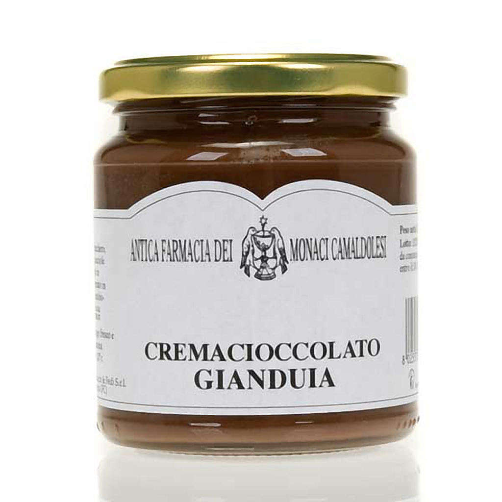 Gianduja chocolate spread 300gr, Camaldoli 3