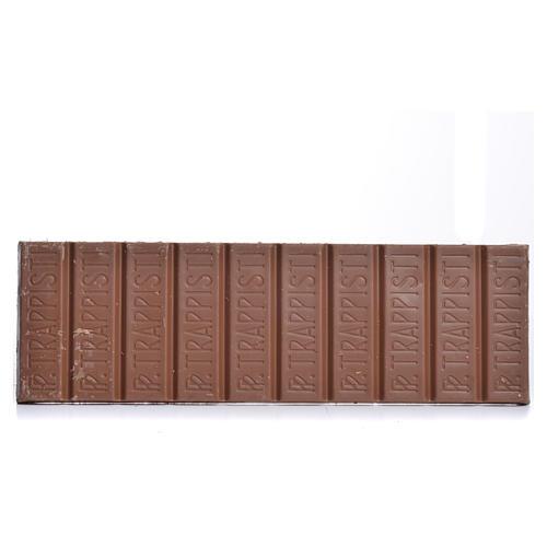 Cioccolato al latte 250 gr Camaldoli 2