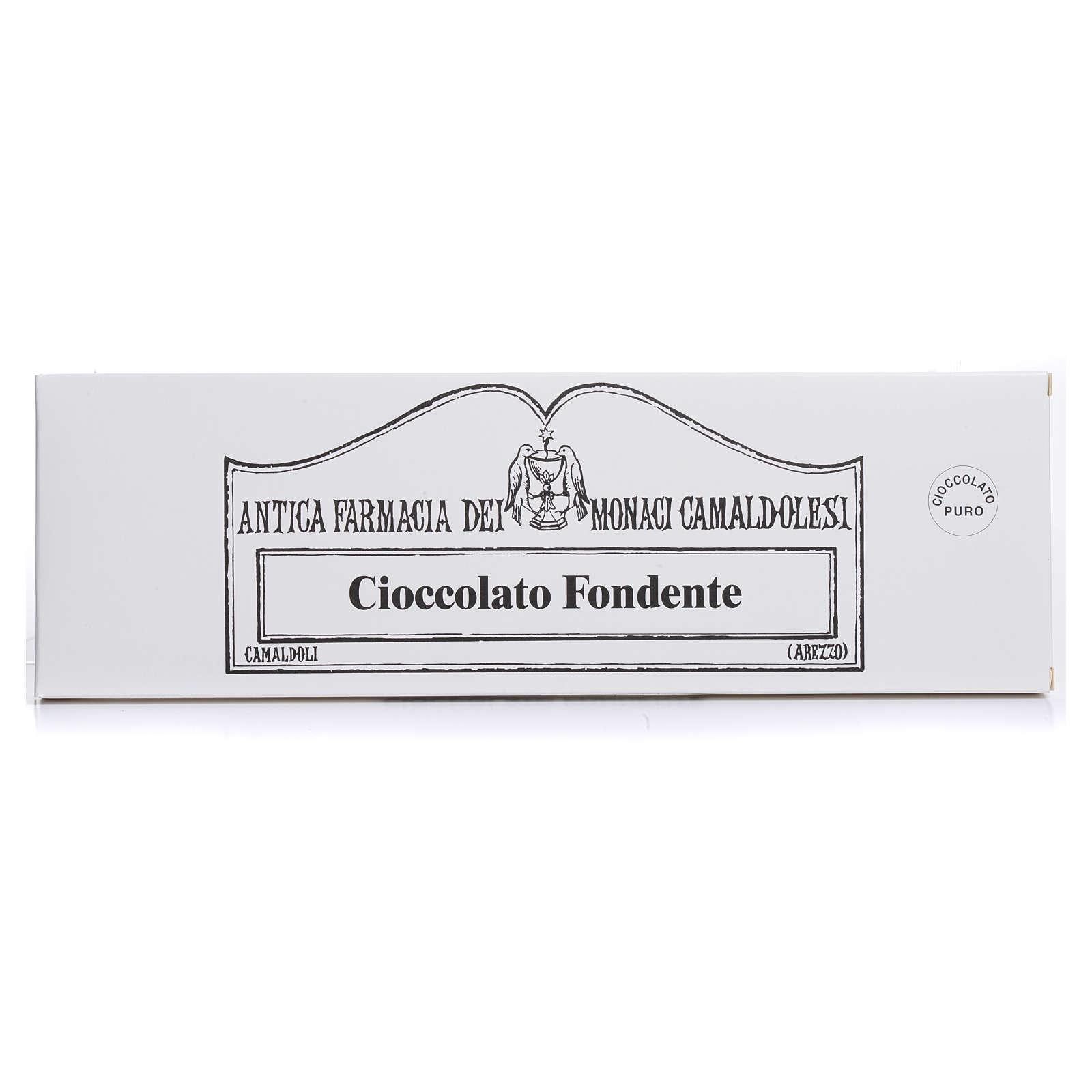 Cioccolato fondente 250 gr Camaldoli 3