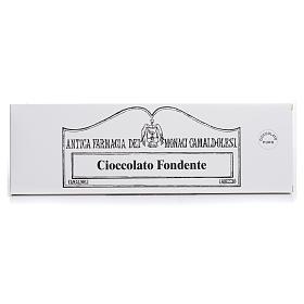 Cioccolato fondente 250 gr Camaldoli s1