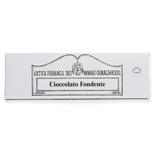 Cioccolato fondente 250 gr Camaldoli 1