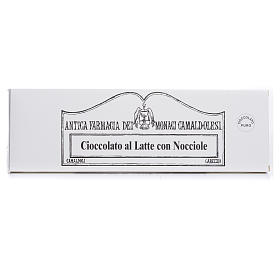 Milk chocolate with nuts 150gr Camaldoli s1