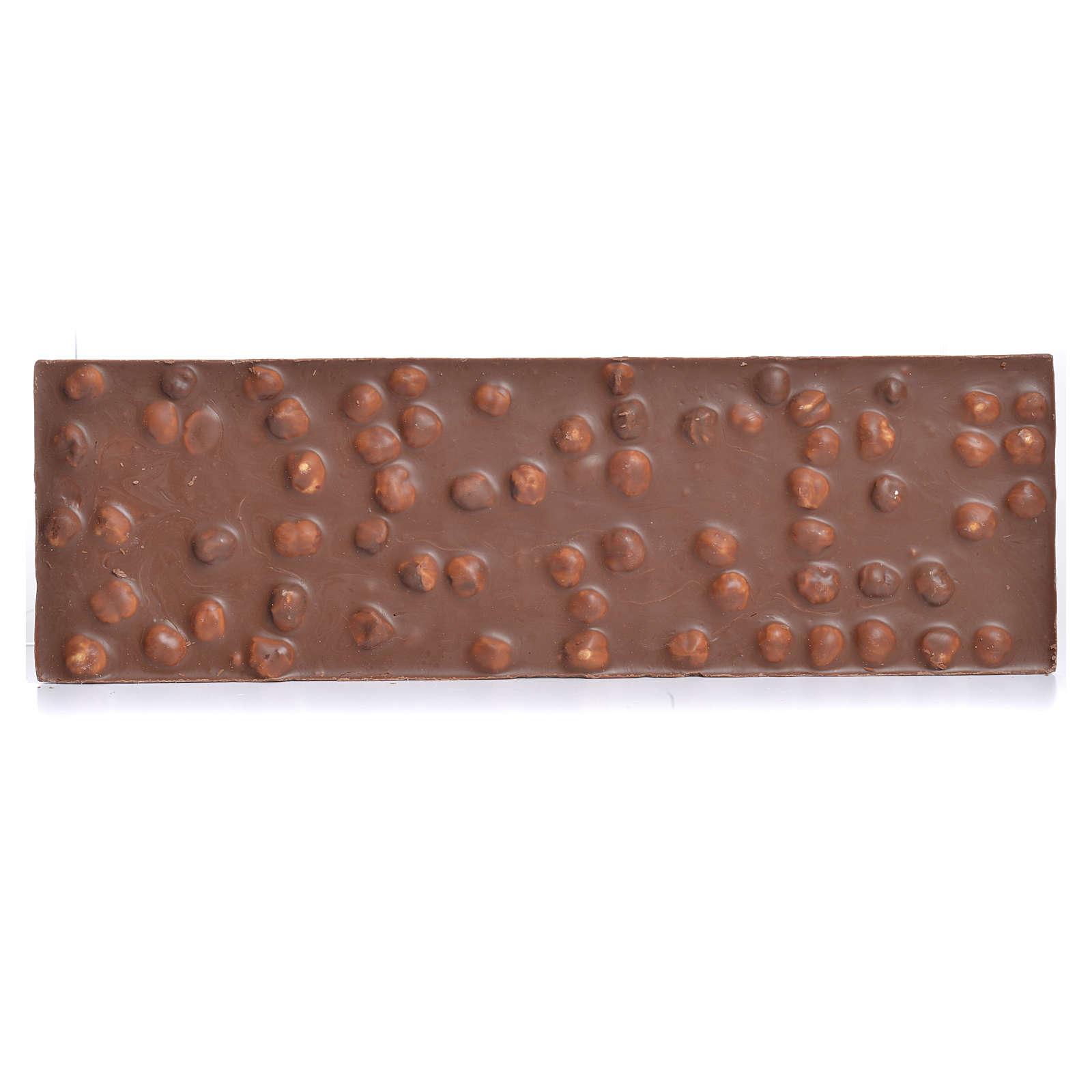 Chocolate con leche y avellanas 250 gr Camaldoli 3