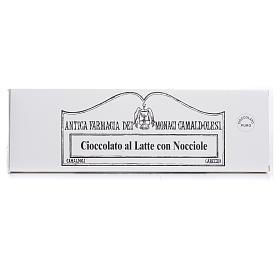 Chocolate con leche y avellanas 250 gr Camaldoli s1