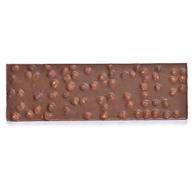 Cioccolato al latte con nocciole 250 gr Camaldoli s3