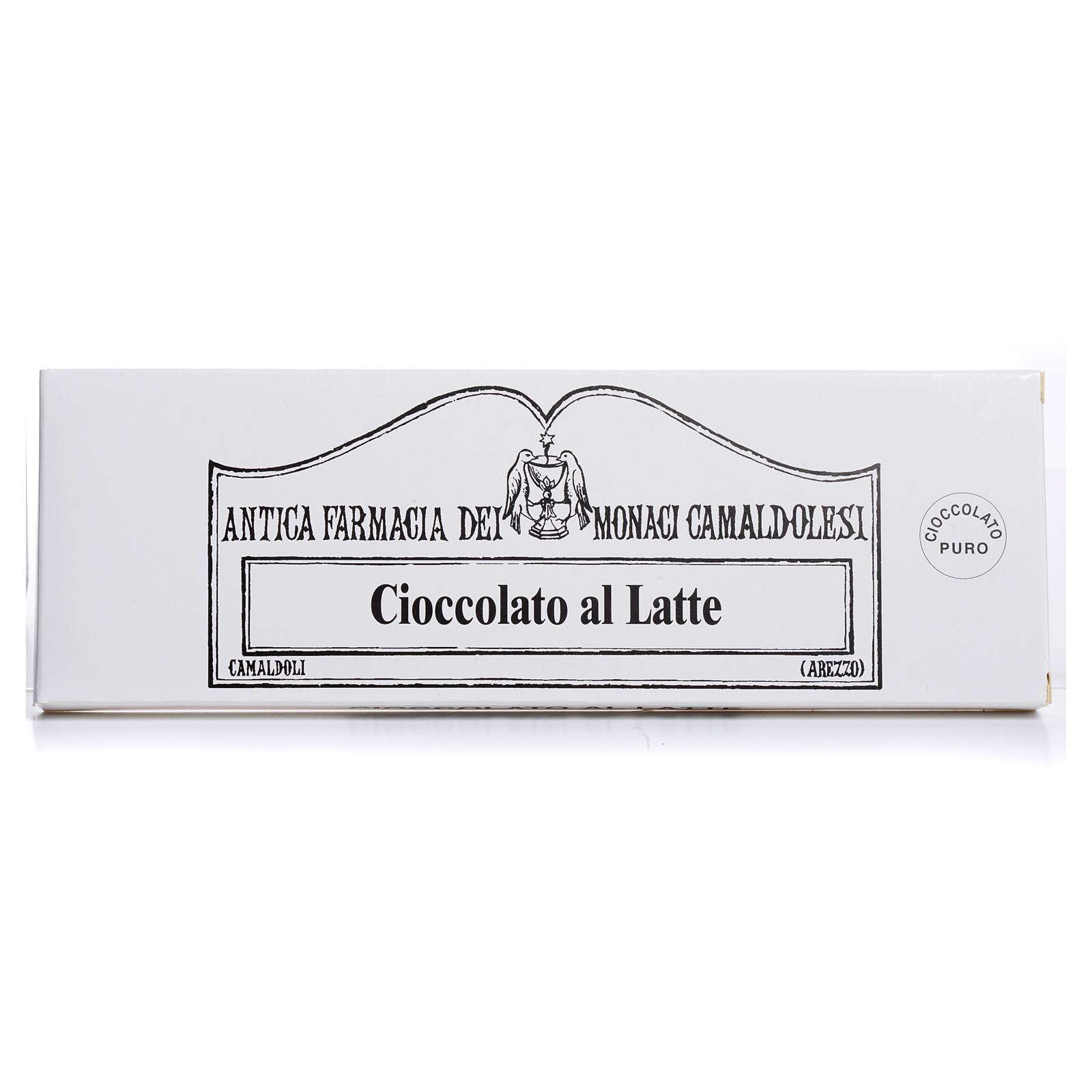 Chocolate con leche 150 gr Camaldoli 3