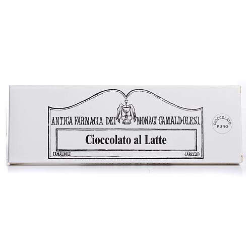 Chocolate con leche 150 gr Camaldoli 1
