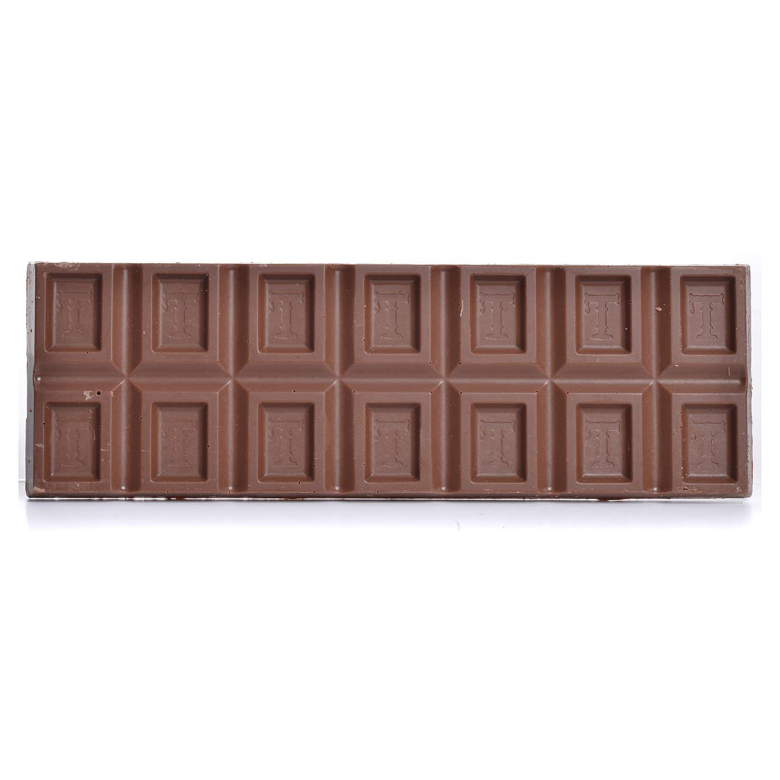 Cioccolato al latte 150 gr Camaldoli 3