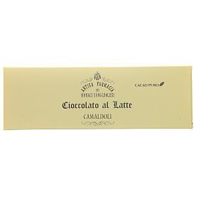 Cioccolato al latte 150 gr Camaldoli s1