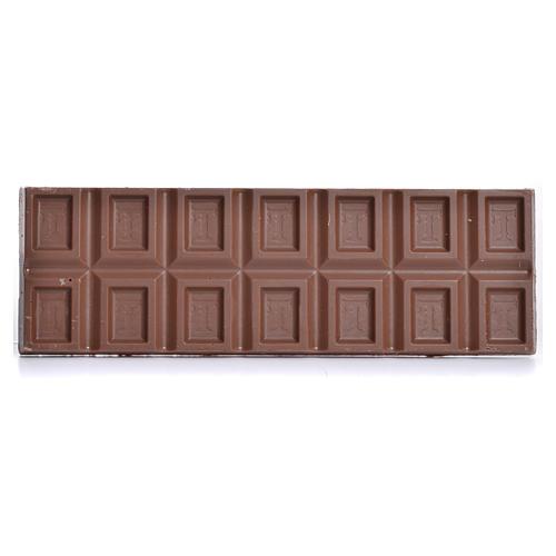 Cioccolato al latte 150 gr Camaldoli 2