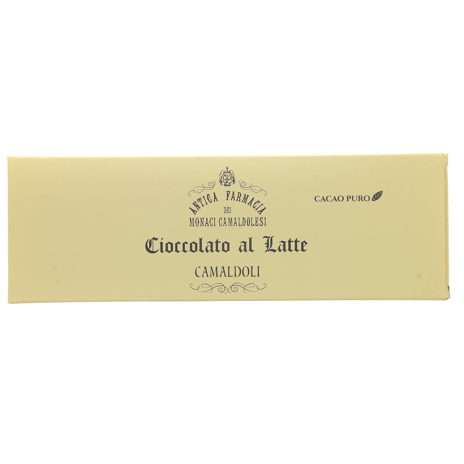 Milk chocolate 150gr Camaldoli 3