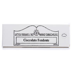 Chocolate trapense: Chocolate amargo 150 gr Camaldoli